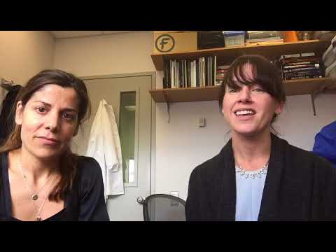 Mount Sinai Scholar: Coro Paisán-Ruiz and Florence Marlow