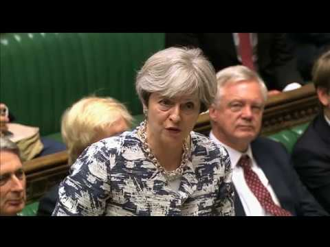 Theresa May pays DUP £1bn of tax payer money