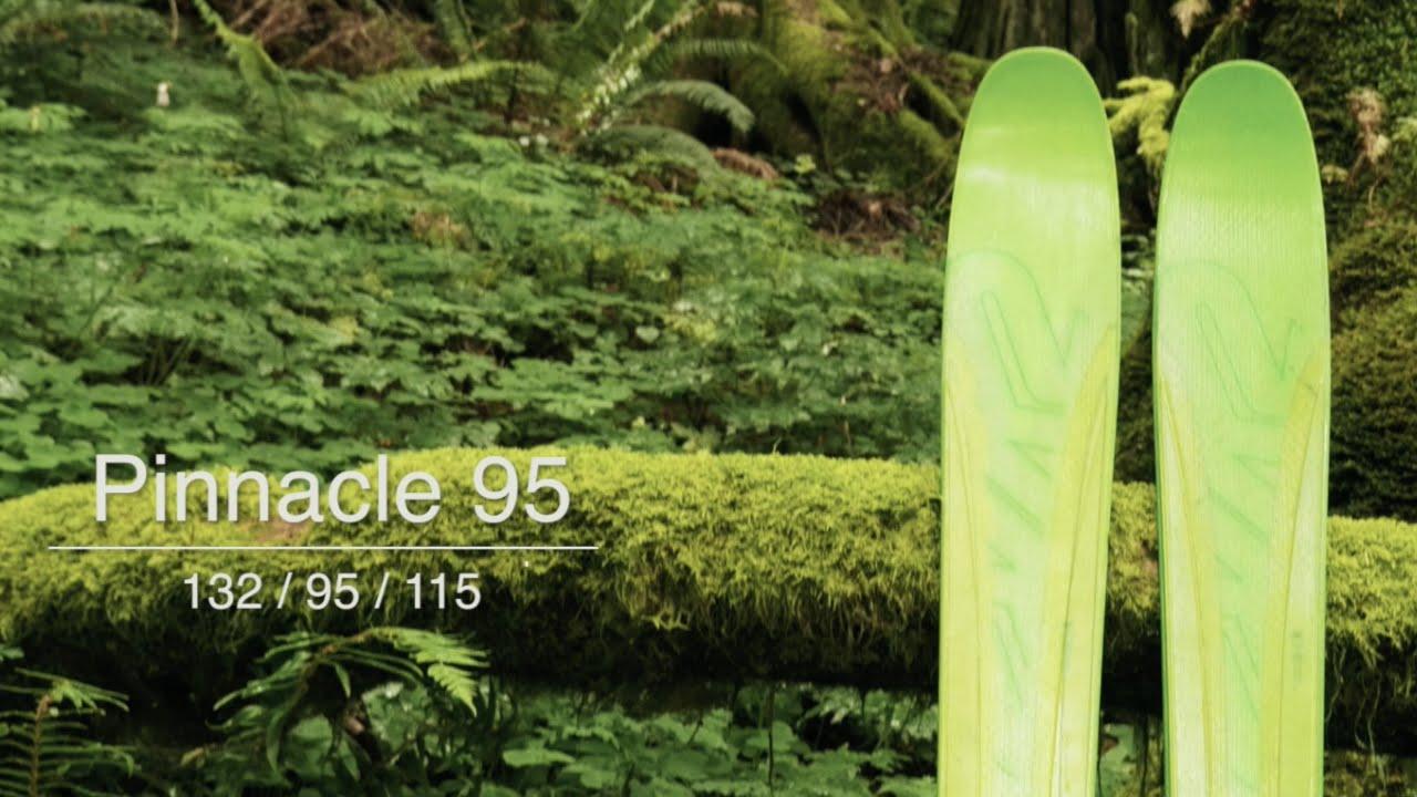 K2 Pinnacle 95 Freerideski 16/17 184 cm