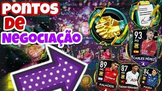 GRANDES TRANSFERÊNCIA - PONTOS DE NEGOCIAÇÃO FIFA MOBILE 20