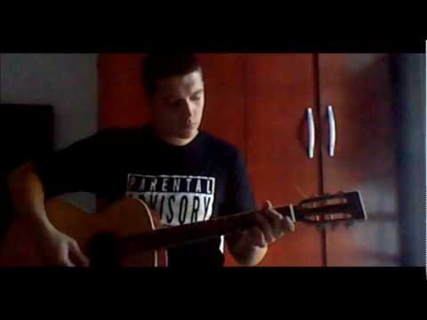 Robbie Williams - Advertising Space (Guitar and vocal cover)
