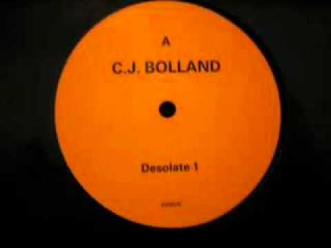 C.J. BOLLAND - DESOLATE 1