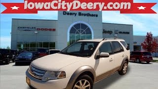 2008 Ford Taurus X Used Cars For Sale Near Cedar Rapids
