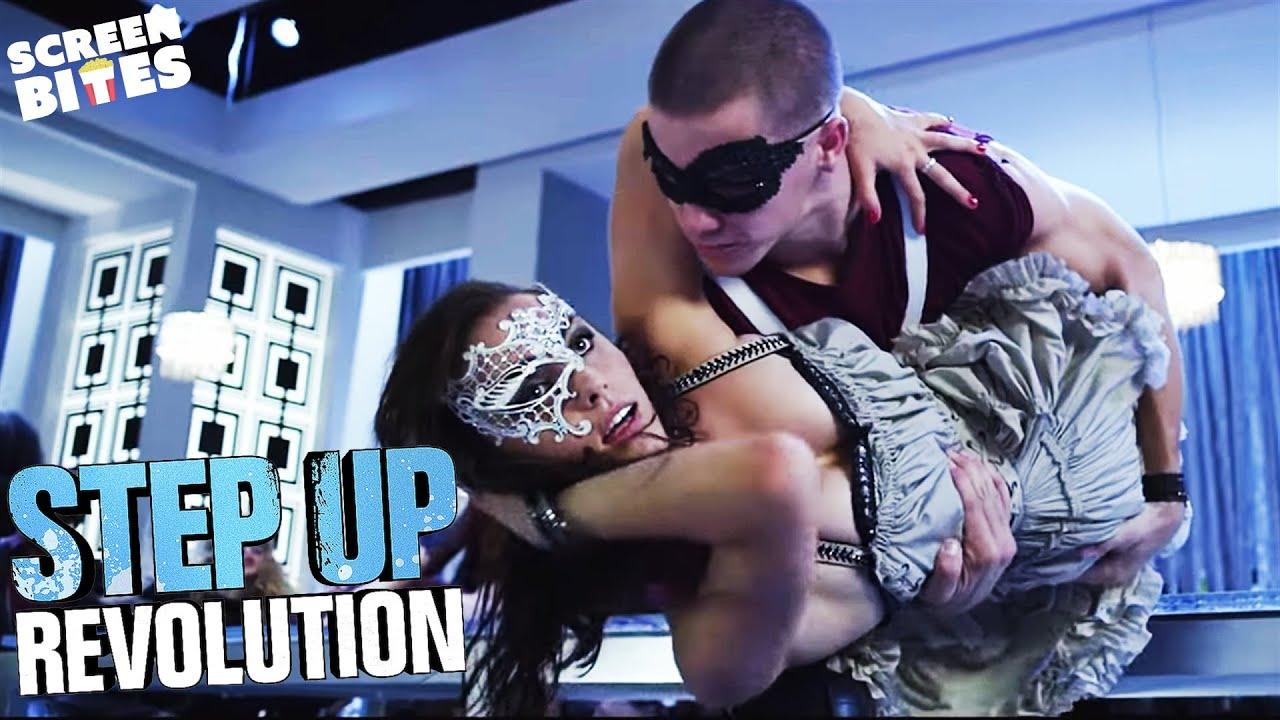 Download The Restaurant Dance Scene | Step Up Revolution | Scene Screen