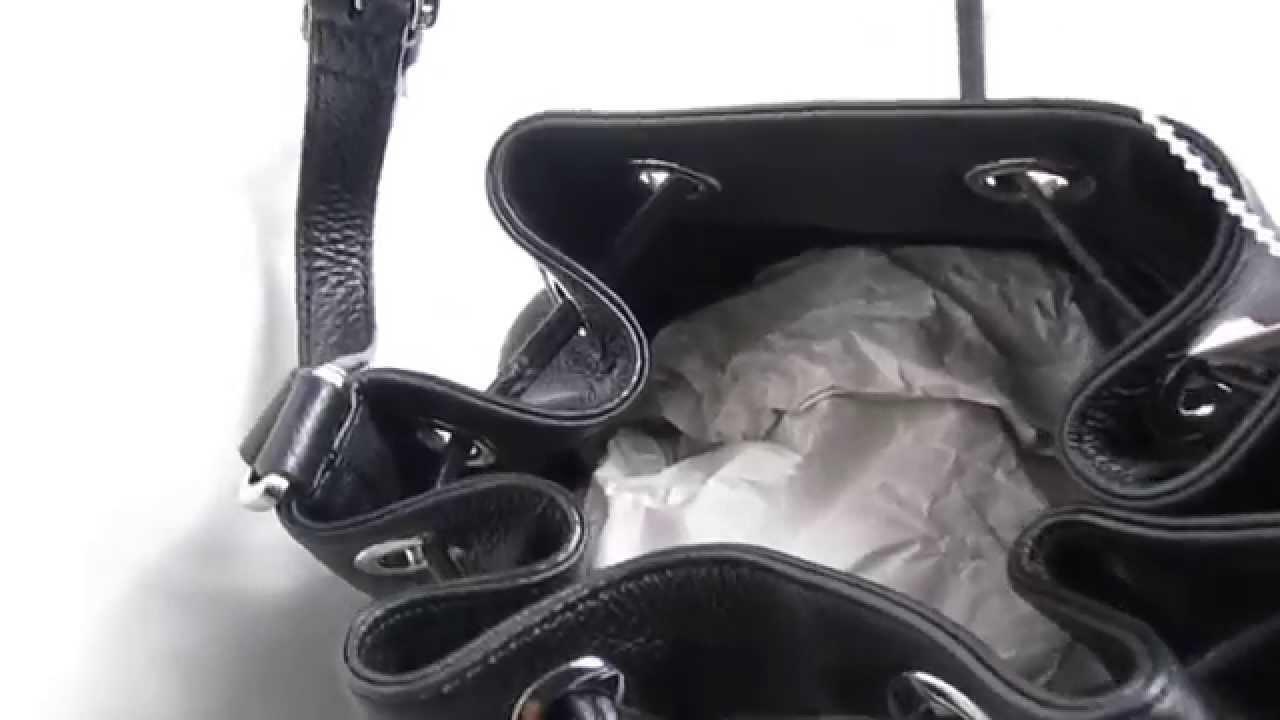 5867c2cdc531 MICHAEL Michael Kors Jules Large Drawstring Shoulder Bag NEW - YouTube