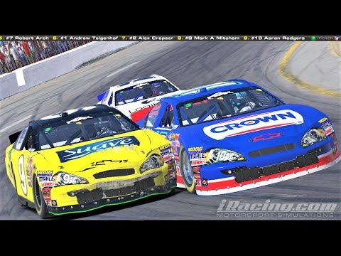 This Ones Gonna Be Close! - K&N National Series @ South Boston- iRacing
