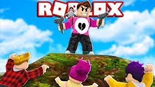 I GET ALL ROBLOX AND ATACO WEAPONS TO ALL
