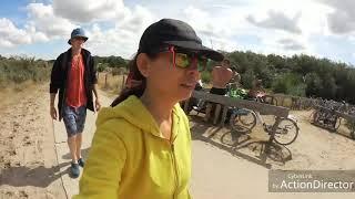 Renesse Travel vlog #1 : vertrekken, uitpakken en strand