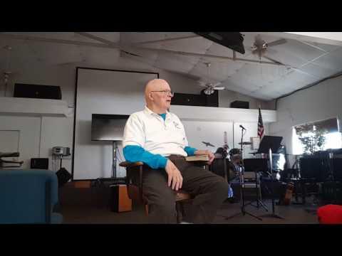 Frank Smith's Bible Study 04/06/2017