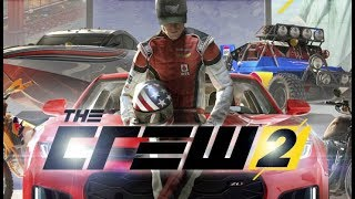 The Crew 2 Closed Beta - Gameplay no Xbox One