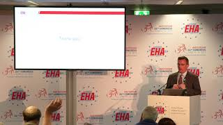 Hu5F9 plus rituximab to overcome resistance in refractory lymphoma