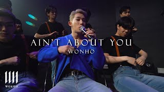 Download Mp3 WONHO 원호 Ain t About You Performance Stage