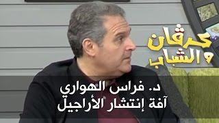 د. فراس الهواري - آفة إنتشار الأراجيل