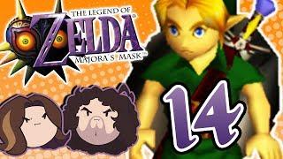 Zelda Majora's Mask: Fighting Crazy Man - PART 14 - Game Grumps