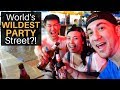World's Wildest Party Street?! (Khao San Road)