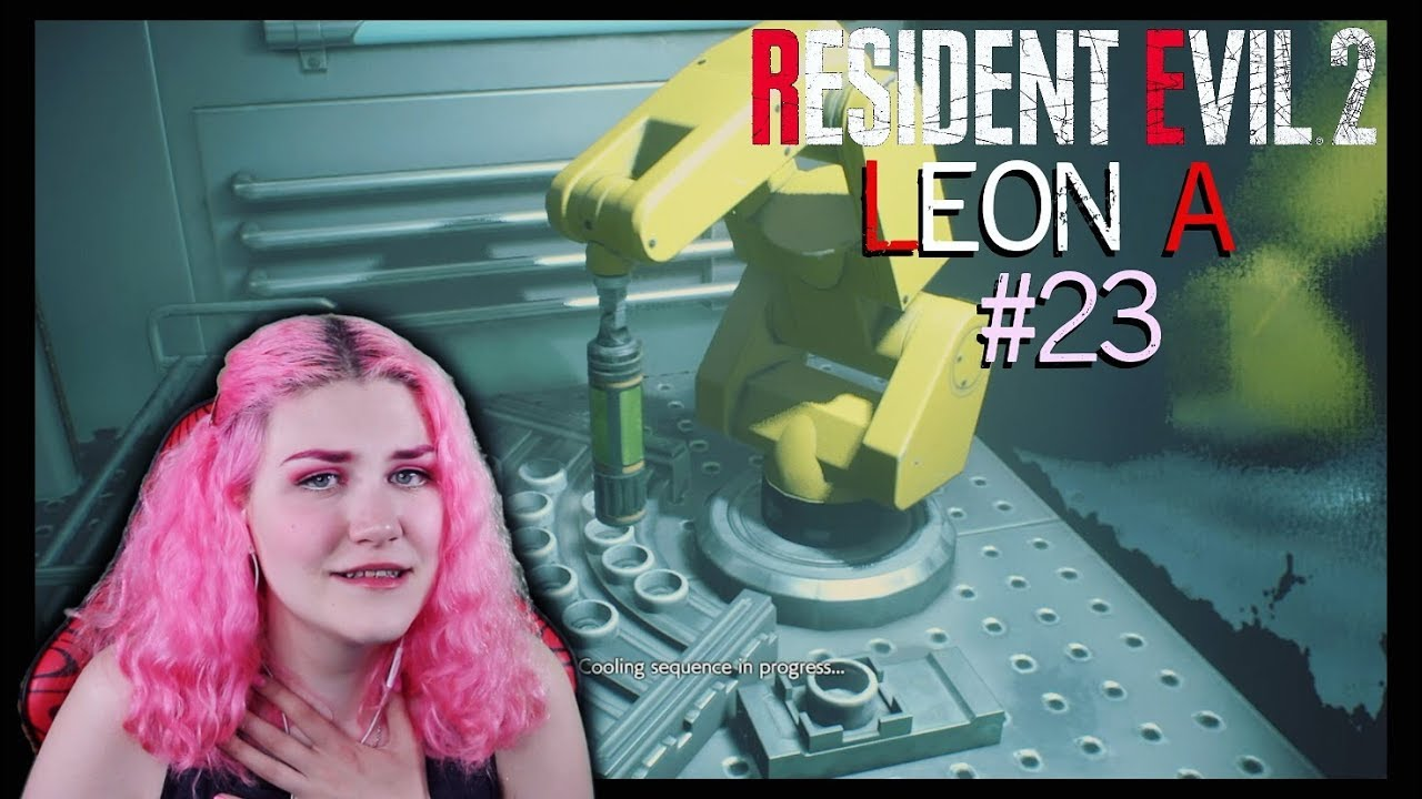 Resident Evil 2 Remake - It's Dr. Roman to You - Ep 23 - Ariele Roman