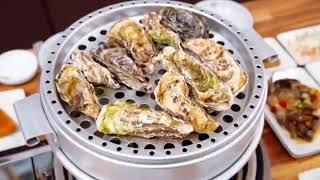 FOOD - korea sea food store   …