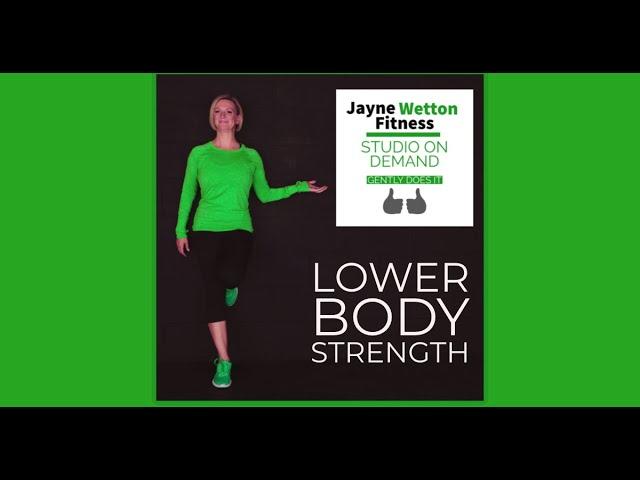 LOWER BODY STRENGTH EXERCISES