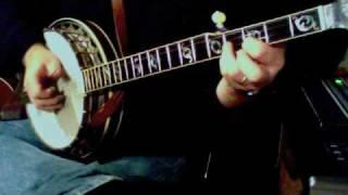 Banjo With Rob - Man of Constant Sorrow - Rob Bourassa