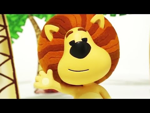 Raa Raa The Noisy Lion Official | Two's Company | Full Episodes | Kids Cartoon | Videos For Kids
