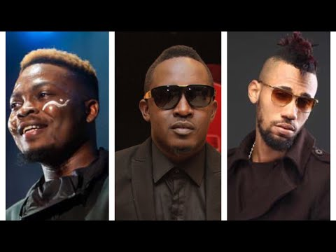 "M.I Abaga Attacks Olamide & Phyno saying ""Nigerian Rap is poor"""
