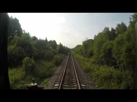 Мологский ход. Будогощь - Неболчи, лето 2015 (РЖД)