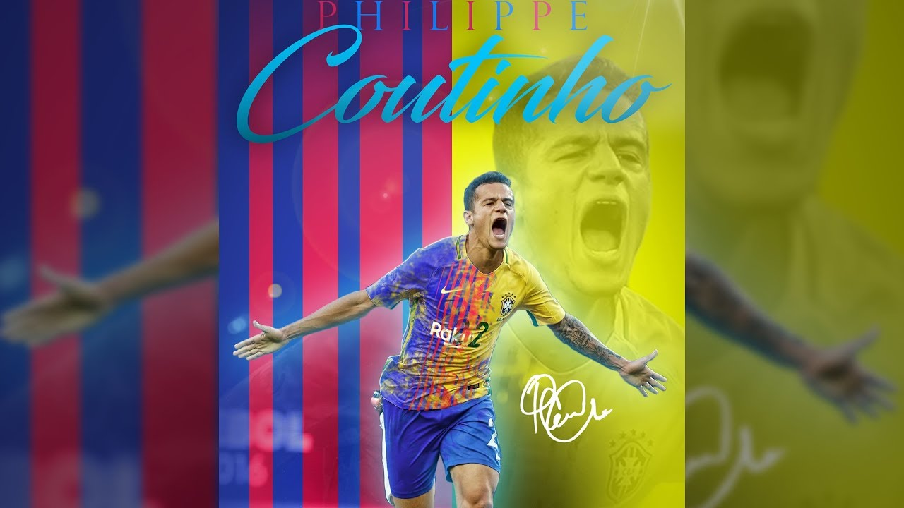 Philippe Coutinho To FC Barcelona Wallpaper