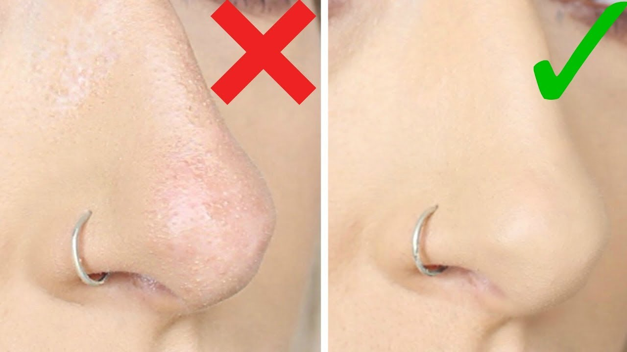 HOW TO STOP FOUNDATION RUBBING OFF YOUR NOSE WHEN WEARING GLASSES!