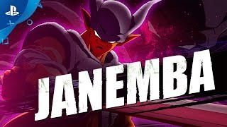 Dragon Ball FighterZ - Janemba Announcement Trailer   PS4
