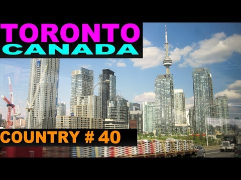 A Tourist's Guide to Toronto, Canada