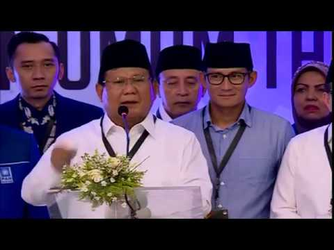 INDONESIA POLITICS CANDIDATES
