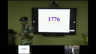 Shri  S R Jangid IPS, DGP TN Police at Shankar IAS Academy