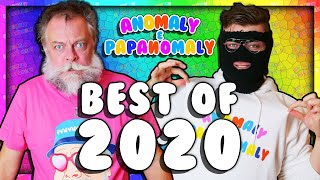 BEST OF ANOMALY AND PAPANOMALY 2020