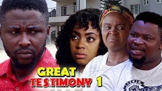 GREAT TESTIMONY SEASON 1 - (New Movie) 2018 Latest Nigerian Nollywood Movie Full HD