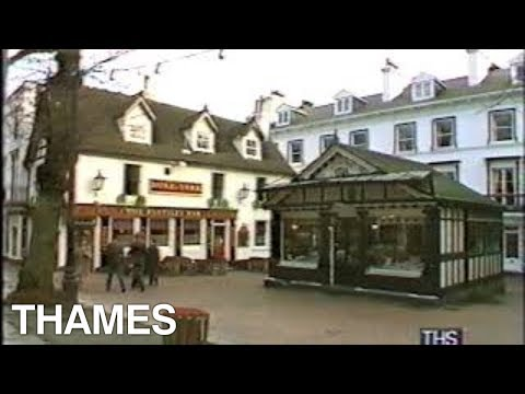 1980's Royal Tunbridge Wells | Historic Town | Spa Town | Wish You Were Here! | 1986
