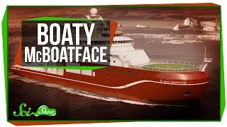 The Fate of Boaty McBoatface & UAE Wants to Build a Mountain!
