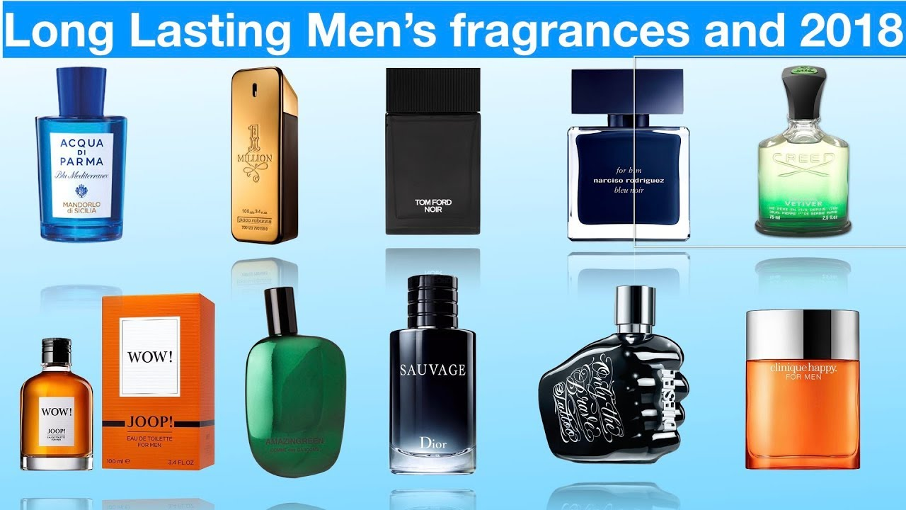 10 Best Men S Fragrances And Colognes 2018 Long Lasting Scent For