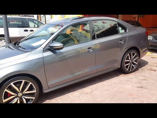 VW JETTA GLI MK6 DSG 2013