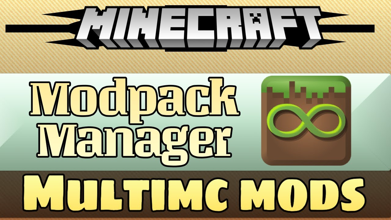 Updating MultiMC Mods with Modpack Manager - Install and Manage Links and  Downloads from Curseforge