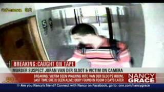 HLN:  Van Der Sloot, slain woman seen on tape