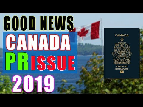 CANADA ANNOUNCED NEW IMMIGRATION PROGRAM - RURAL AND NORTHERN IMMIGRATION PILOT
