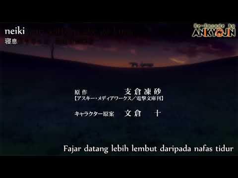 Ookami To Koushinryou S2 Ep 04 Sub Indo