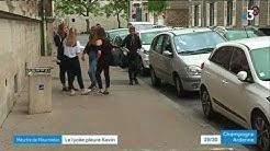 Meurtre de Kévin : le lycée Pierre-Bayen de Châlons-en-Champagne en deuil