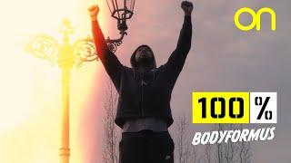 100 Prozent Bodyformus - Wie Sport mein Leben gerettet hat.