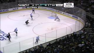 Los Angeles Kings vs  San Jose Sharks 20.04.2014