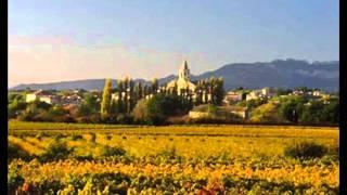 Vidéo village de Mazan Vaucluse
