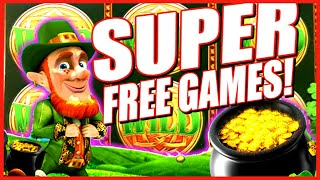 STUNNING! NEVER HAD THIS MANY SUPER FREE GAMES! Tall Fortunes Slot | Slot Traveler