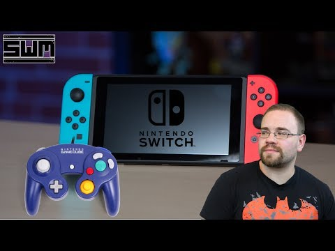 News Wave! - GameCube Controller Works On The Nintendo Switch? Well...Kind Of