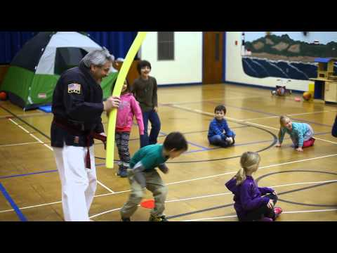 Freedom Martial Arts visits Oaktree Academy