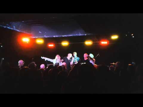 Dan Reed Network - Long Way To Go, Glasgow O2ABC 11/06/2014